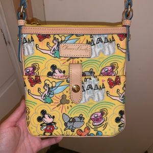 Dooney & Bourke Disney Satchel Handbag